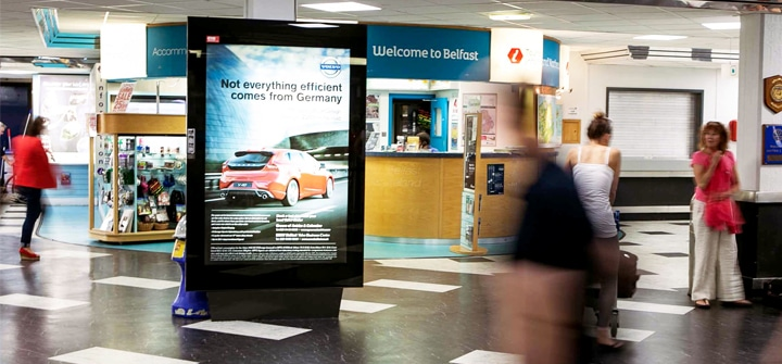 Advertising Brand Categories | Exploring Airport Advertising