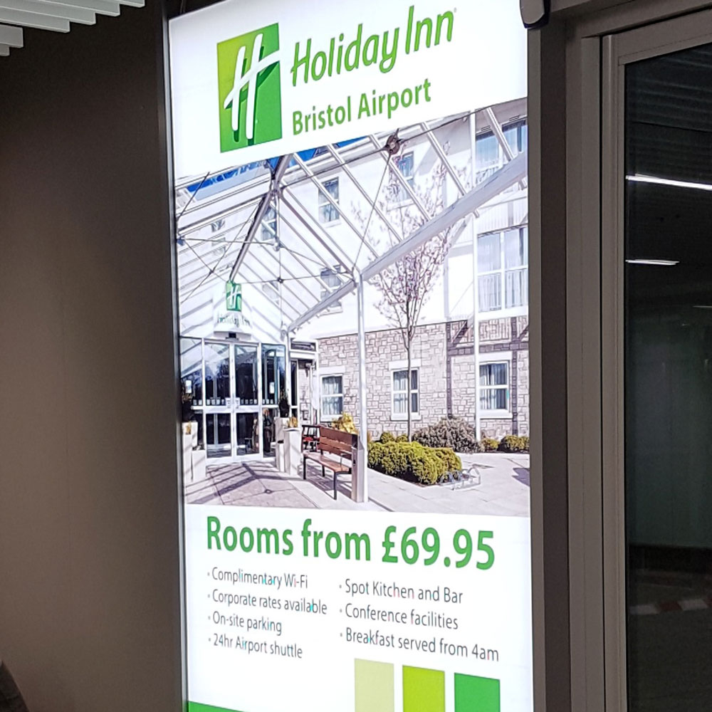 Holiday Inn, Bristol International Airport, All Arrivals Corridor