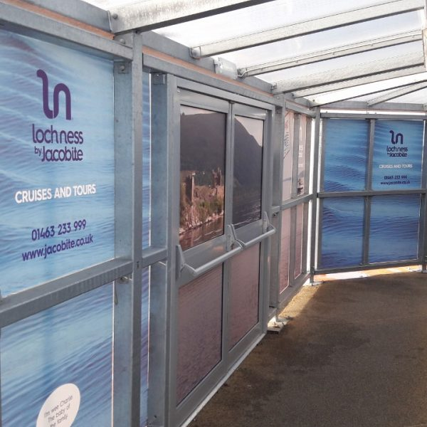 LHH Ltd, Inverness Airport Advertising, 6 Sheet, Departure Lounge