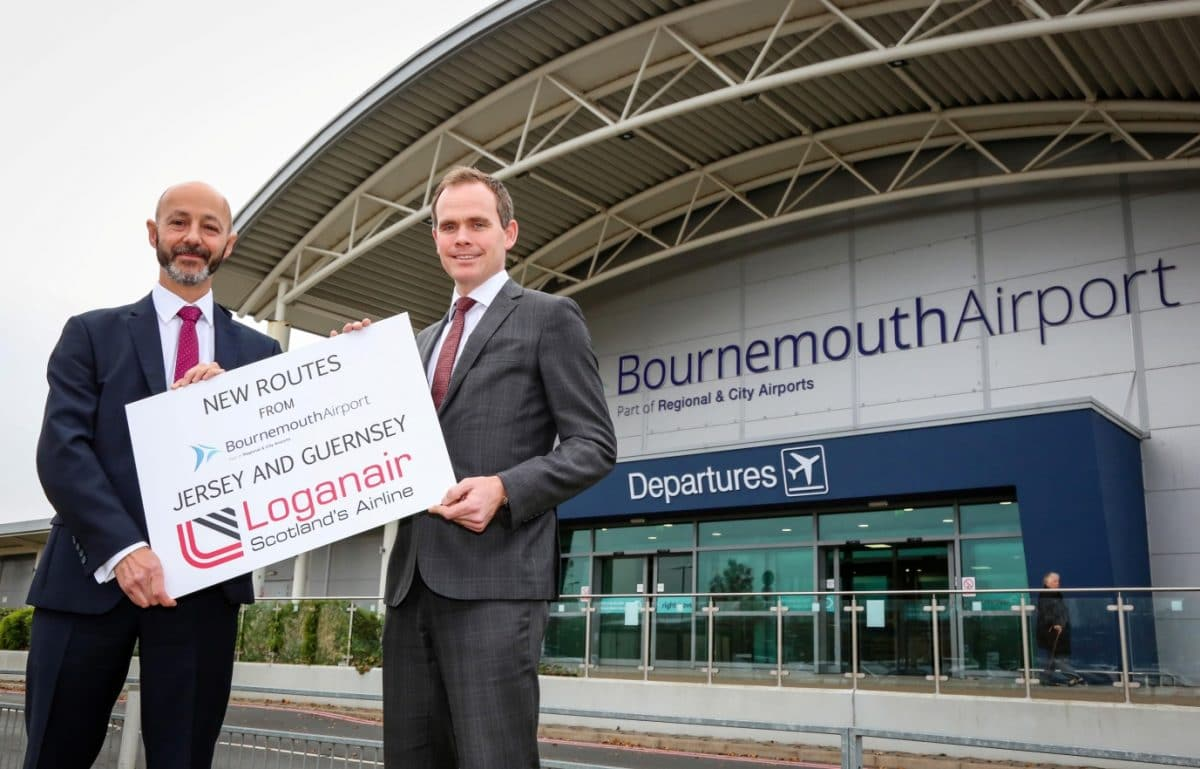 New Routes from Bournemouth Airport