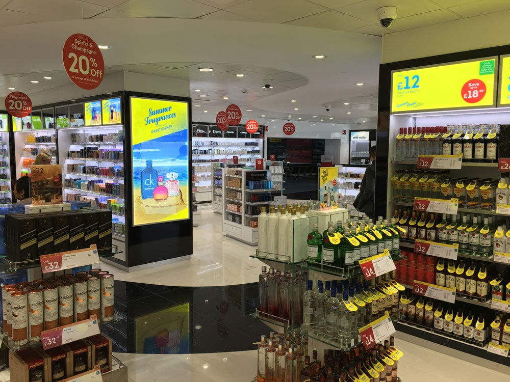 New duty free store transforms Norwich Airport's retail offer