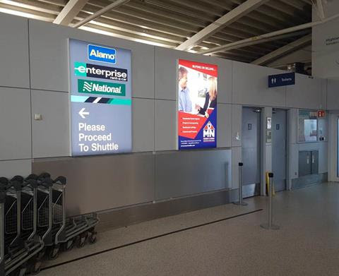 Why Use Airport Advertising?